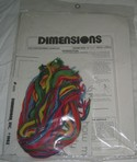 Dimensions Contentment Sampler Kit - Sealed - 1981