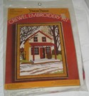 Pauline Denham Country Store Crewel Embroidery Kit SEALED