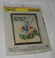 Elf Crewel Kit, 1988, Sealed