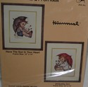Hummel Ready for Rain Cross Stitch Kit SEALED No. 84038