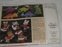 Santa-Saurus Ornaments Dinosaurs Christmas Kit SEALED