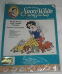 Snow White Forest Friends Cross Stitch Kit