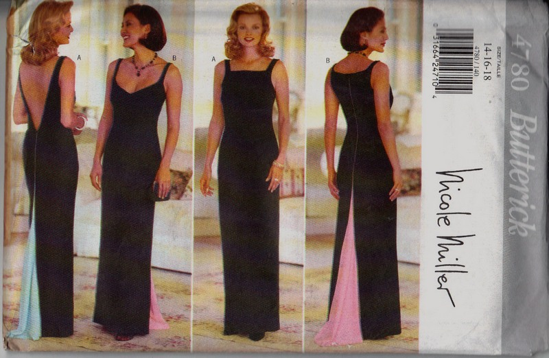 Nicole Miller Evening Gowns
