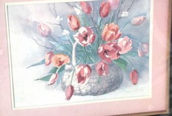 Dimensions Spring Tulips Cross Stitch Kit