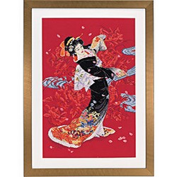 Maia Counted Cross Stitch Graceful Dance SEALED