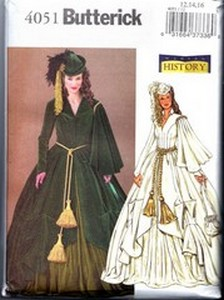 MOMSPatterns Vintage Sewing Patterns - HALLOWEEN Costume
