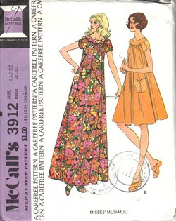 Muumuu Sewing Patterns - Ask Jeeves
