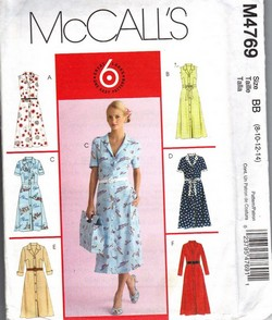 McCalls Dress Patterns | eBay
