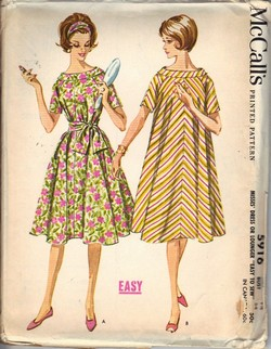 Vintage McCall Sewing patterns