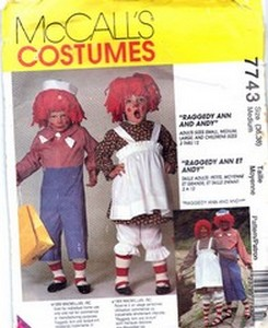 How to Make a Raggedy Ann Doll - Instructables.com