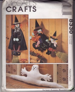 McCalls 8330 Halloween Package Sewing Pattern UNCUT