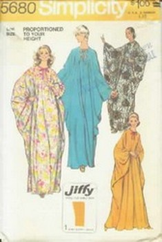 Vintage Dress Patterns Free on Sewing Patterns Caftan   Browse Patterns