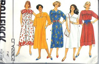 Butterick 3164 Dress Pattern Many Styles XL UNCUT