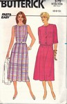 Butterick 3172 Size Small Fast Easy Dress Pattern UNCUT