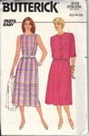 Butterick 3172 Large Fast Easy Dress Pattern UNCUT