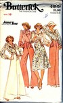 Butterick 4099 Vintage Jan Tise Separates Pattern UNCUT