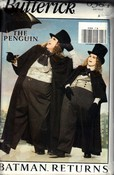 Butterick 6384 Size A Batman Penguin Costume Pattern UNCUT