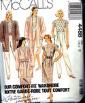 McCalls 4488 Palmer Pletsch Separates Pattern UNCUT