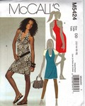 McCalls 5424 Tunic Dress Pattern UNCUT