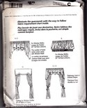 McCalls 7484 Valance Sewing Pattern UNCUT