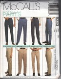 McCall's 9233 Perfect Fit Pants Pattern UNCUT