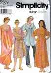 Simplicity 5509 Sz FF Tunic Dress Pattern UNCUT