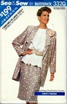 Butterick See & Sew 3320 Separates Pattern UNCUT