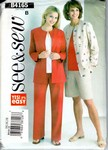 Butterick See & Sew 4165 Separates Pattern UNCUT