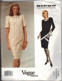 Vogue 1154 Albert Nippon XL Dress Pattern UNCUT