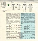 Vogue 1403 Ungaro Wrap Dress Pattern Formal