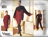 Vogue 1654 Beene Separates Pattern Size 12 UNCUT