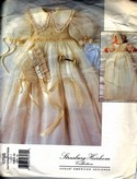 Vogue 1755 Strasburg Heirloom Layette Pattern