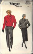 Vogue 9114 Top Skirt Pants Pattern Size 12 UNCUT